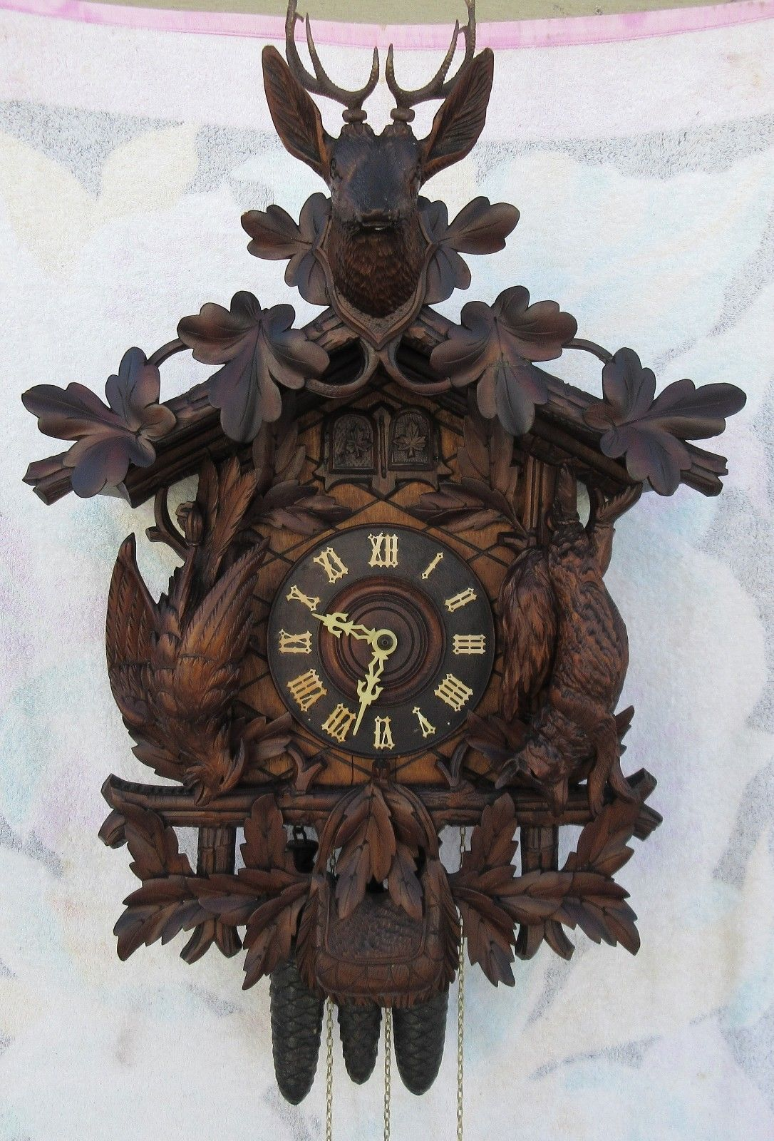 Prewar clock – hunter's dream clock