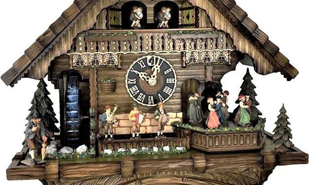 Hönes – A Piece of Art Cuckoo Clock